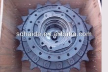 volvo hydraulic motor speed reducer, travel gearbox for volvo excavator, walking gearbox for volvo EC360BLC