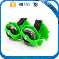 Kids Flashing strap on roller shoes