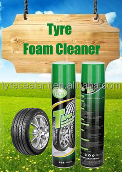 heavy duty Tyre Foam tyre Cleaner