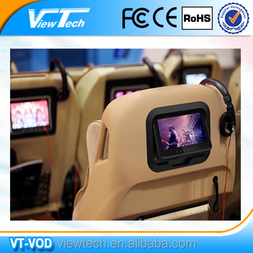 10.1inch Bus infotainment system advertising entertainment system wifi 3G