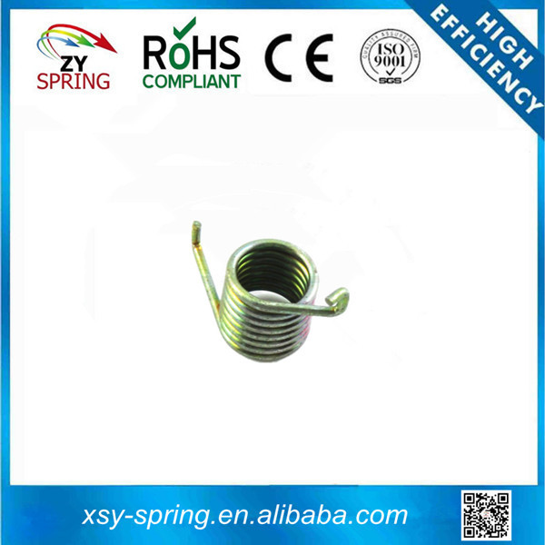 double wheel powerful torsion spring for motorcycle