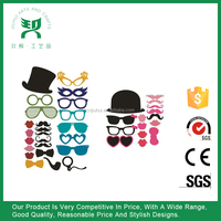 Newest design high quality low price DIY photo booth props