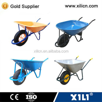 China hot selling industrial wheel barrow WB5009