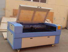 Two years warranty RECI tube 15mm mdf laser cutting machine