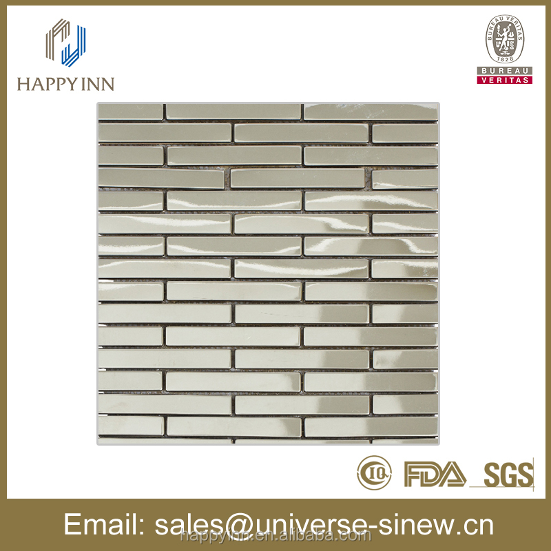 home depot kitchen backsplash tiles wall stainless steel mosaic