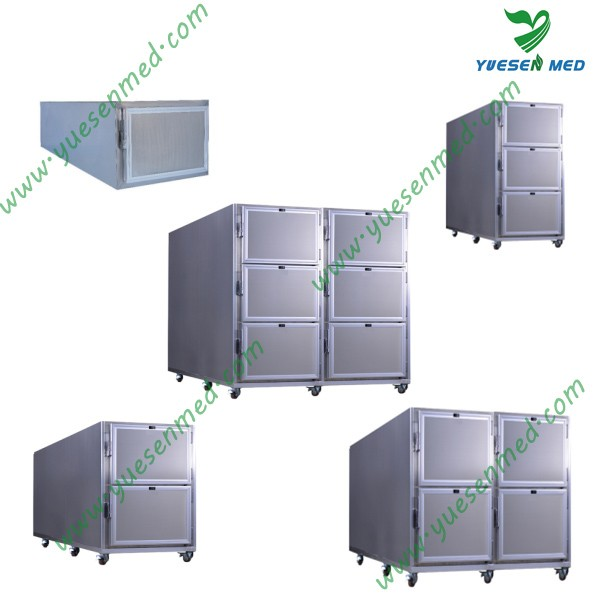 manufacturer medical hospital body mortuary refrigerator