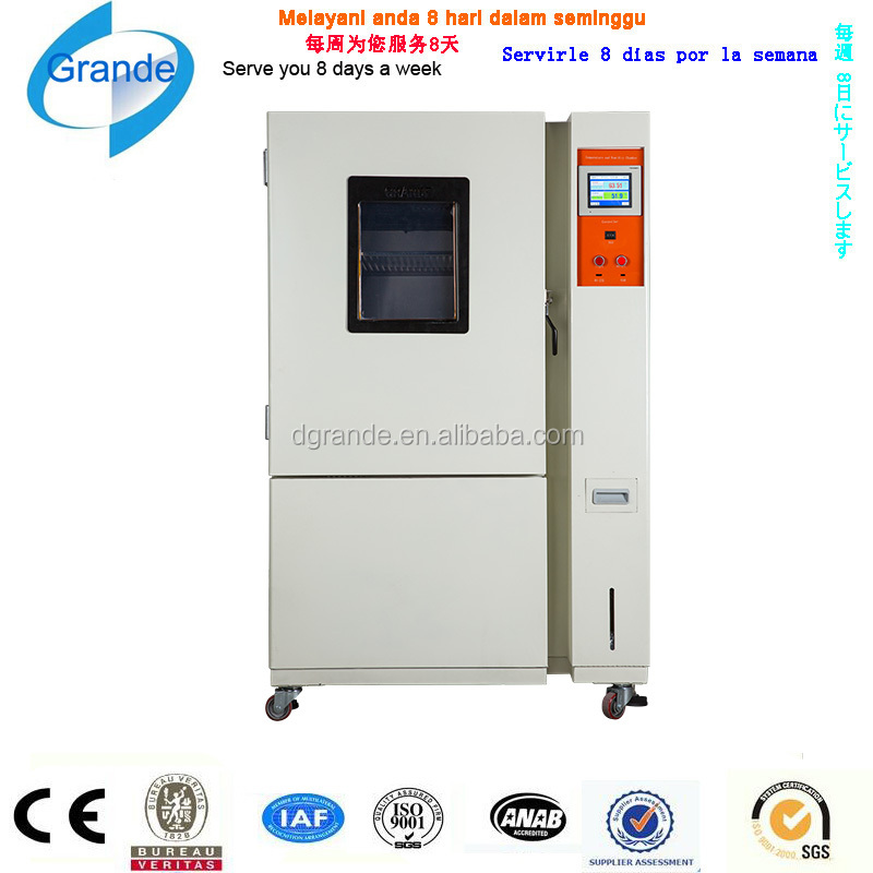 2016 new products:High Low Temperature Environmental Test Chamber Equipment /Temperature Humidity Test Climatic