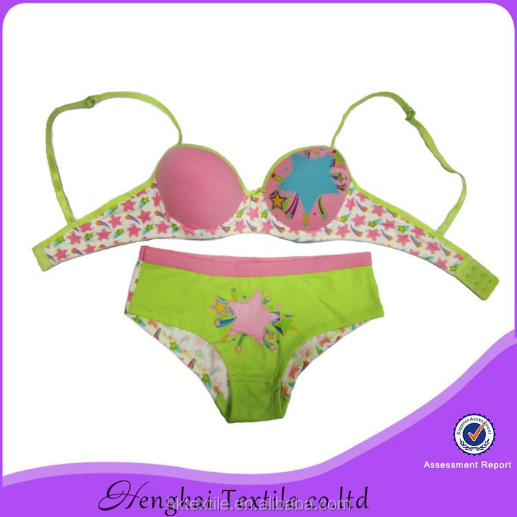 green teenage hot sexi girl wear bra panty set