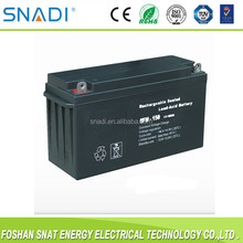 12v 150ah battery sealed lead acid deep cycle solar panel battery
