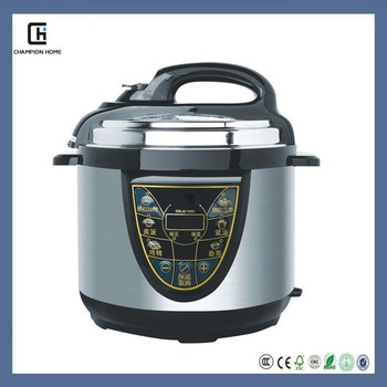 High Quality MPC013 multi-function electrical items commercial stainless steel pressure cooker