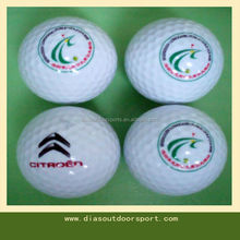 Cheap golf tournament balls 3 layers