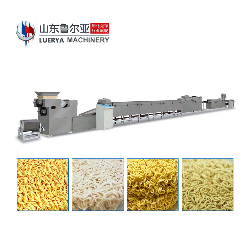 Industrial pasta making machine/instant noodle making machine price