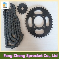 Professional Motorcycle Chain and Sprocket Kit