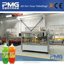 PET bottle carbonated soft drink / beverage bottling machine / plant / equipment