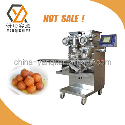 Low price and automatic Gulab Jamun Encrusting Machine
