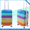 pc+abs hard case travel luggage bag,sky travel luggage bag