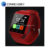 Cheapest wrist watch phone bluetooth, waterproof latest wrist watch mobile phone