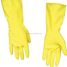 hot sale high quality household rubber gloves