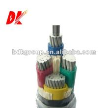 MV 4 core armoured cable