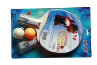 #1092 2 ping pong paddle+2 ping pong ball for promotion gift