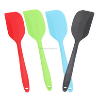 Original factory hot sale competitive price custom personalized solid silicone spatula