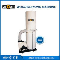 High Efficiency ZICAR Brand FM300 Sawdust Nail Dust Collector