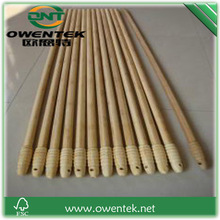 220x120cm handle of push broom with Italian thread sticks broom