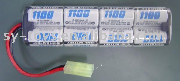 airsoft 10.8V battery
