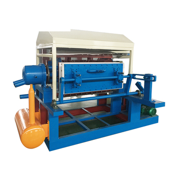 Henan Fuyuan Manufacturer Paper Egg Tray Making Machine Production Line