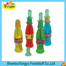 New Arrival Cola bottle soap bubble