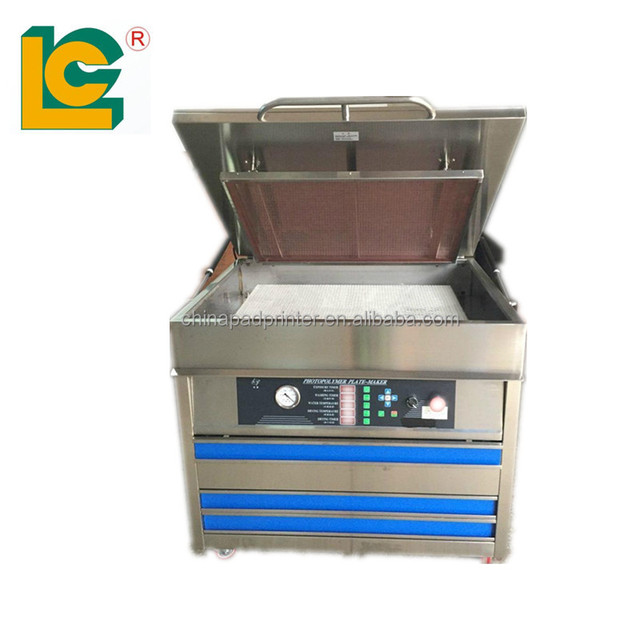 Photopolymer maker TM-4023SB water wash polymer plate flexo printing plate making machine