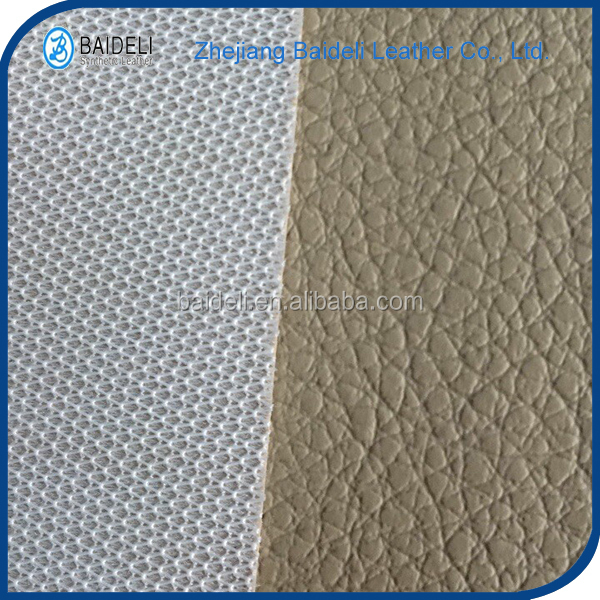 Hot sell embossed PVC leather for car seat cover sofa and chair cover usage