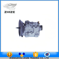 Yutong Kinglong Higer Shenlong bus parts 5S1300Five gear synchronous machine type mechanical transmission for automobile gearbox