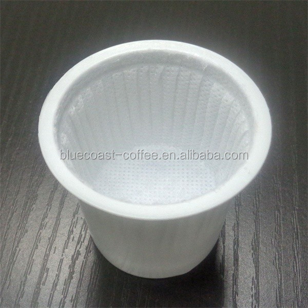 2016 the latest disposable coffee filter paper for keuring kcup brewers