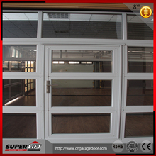 electric lightweight aluminum roller garage door
