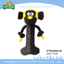 Pet Cotton Rope ToysCute Design Cartoon Animal Sex Pet Toy For Dog
