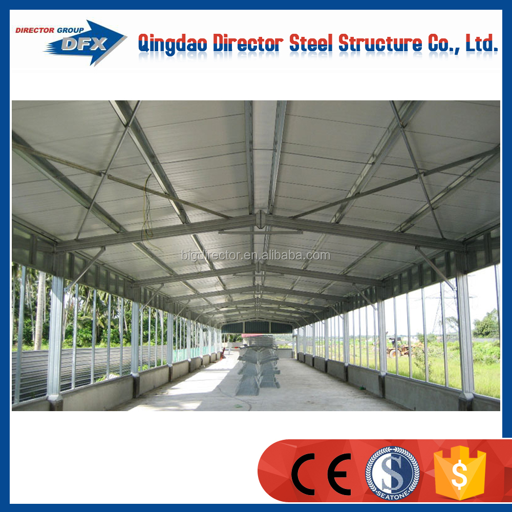 Insulated Low Price Nice Quality Poultry Farm Organizational Structure