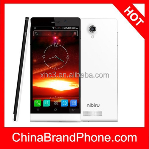 K-touch Nibiru H1 16GB White, 5.0 inch Android phone 4.2 IPS 1920x1080 Pixels Capacitive Screen Smart Phone