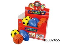4 inch pu ball for children