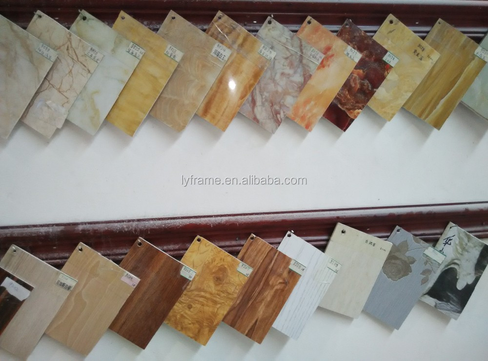 High Quality PVC Panel For Furniture Accessories