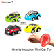 Bricstar 2.4G gravity sensor watch remote control racing mini toy car, multi function smart kid car toy