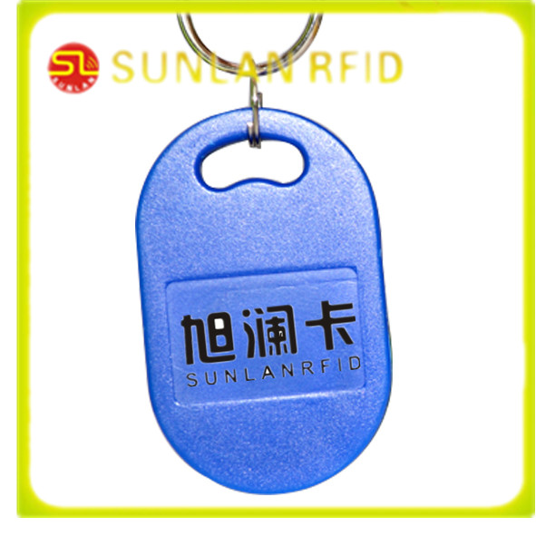 High Quality Plastic ABS 125khz RFID Key Fob