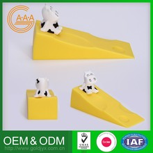 Golden Supplier Lowest Price Rubber Door Stopper High Quality Soft Silicone Door Stop