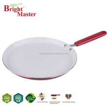 aluminum ceramic indian crepe pan Nonstick Heavy Gauge Crepe Pan, Griddle,