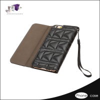 leather flip phone cover case for samsung galaxi