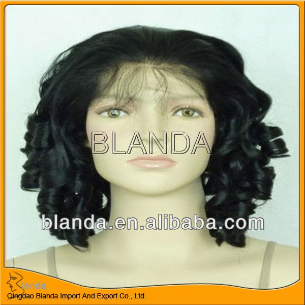wholesale cheap synthetic lace front wig accept paypal