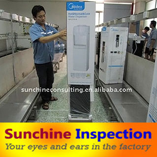 quality control inspection equipment / Home Appliance Quality Control and Testing /3rd party Inspection Service