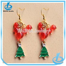 Wholesale fashion cute free seed bead earring designs