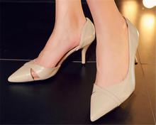 high heel slippers transparent high heel sandals  Hot selling denim fabric women shoes high heels  with low price