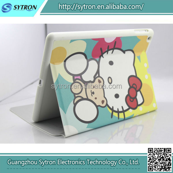 Global hot selling hello kitty cute tablet pc case for ipad mini2